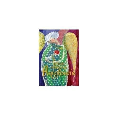 Książki dla dzieci, Niech cię strzegą Aniołowie - Praca zbiorowa (opr. broszurowa)