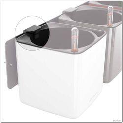 Lechuza - uchwyt magnetyczny do doniczek cube 14 i cube triple, czarny