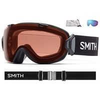 Kaski i gogle, Gogle Narciarskie Smith Goggles Smith I/OS Polarized IS7EPBK16
