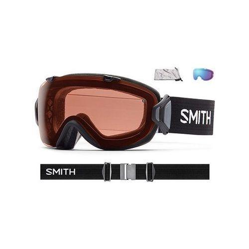 Kaski i gogle, Gogle Narciarskie Smith Goggles Smith I/OS Polarized IS7EPBK16