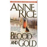 Książki do nauki języka, Blood & Gold (opr. miękka)