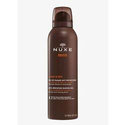NUXE MEN Pianka-Żel do golenia łagodząca podrażnienia hipoalergiczna ekstrakt z drzewa sandałowego