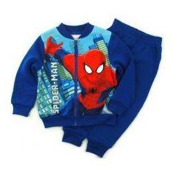 Dres Spiderman ''Superhero'' niebieski 3 lata