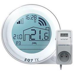 Programowany, bezprzewodowy, regulator temperatury Euroster Q7TXRXGW