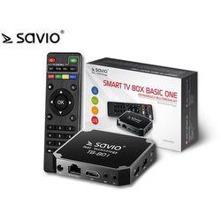 Odtwarzacz multimedialny SAVIO TB-B01