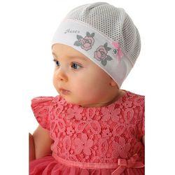 Czapka niemowlęca 100% bawełna 5X34CU Oferta ważna tylko do 2019-06-21