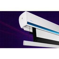 Ekran ścienny elektrycznie rozwijany z napinaczami Avers Stratus 2 Tension,180x113cm,16:10,Matt White