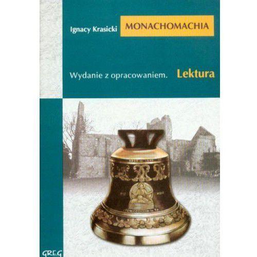Książki dla młodzieży, Monachomachia. Lektura z opracowaniem (opr. miękka)