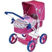 Wózki dla lalek, Hauck wózek dla lalek Gini - Baby Alive - BEZPŁATNY ODBIÓR: WROCŁAW!