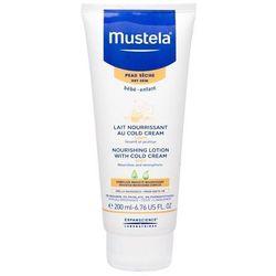 Mustela Bébé Nourishing Lotion With Cold Cream mleczko do ciała 200 ml dla dzieci