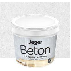Efekt dekoracyjny BETON 14 kg Bianco Efekt betonu JEGER