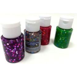 Klej brokatowy ASTRA Creativo z confetti 40 ml (12 sztuk)