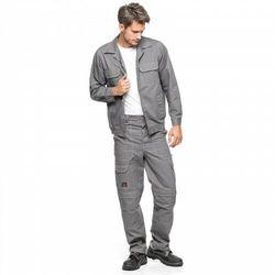 Ubranie ze spodniami do pasa HARPOON AVACORE w kolorze szarym