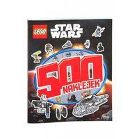 Kolorowanki, Lego Star Wars. 500 naklejek.. LBS-301
