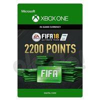 Pozostałe gry i konsole, FIFA 18 2200 Punktów [kod aktywacyjny]