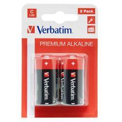 Bateria VERBATIM R14/C (2 szt.)