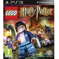Gry na PlayStation 3, LEGO Harry Potter Lata 5-7 (PS3)