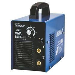 Spawarka inwertorowa DEDRA DESi150BT + Zestaw elektrod gratis! + DARMOWY TRANSPORT!