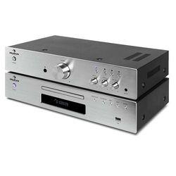 """Auna auna """"Elegance Tower"""" Zestaw HiFi 2.0 odtwarzacz CD 600 W"""