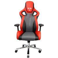 Fotele dla graczy, Fotel E-BLUE Cobra II Red EEC306REAA-IA Czerwony