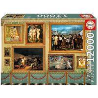 Puzzle, Puzzle 12000 elementów, Muzeum - DARMOWA DOSTAWA!!!