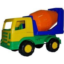 Miraż, samochód-betoniarka