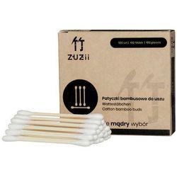 Patyczki kosmetyczne z bambusa i bawełny