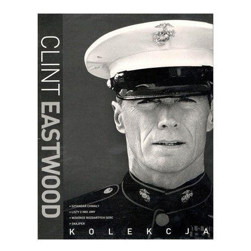 Pakiety filmowe, CLINT EASTWOOD KOLEKCJA (4DVD) (Płyta DVD)