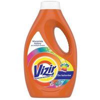 Płyny do prania, Vizir Color Płyn do prania do kolorów 1,1 l, 20 prań