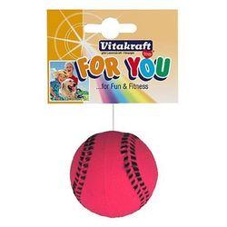VITAKRAFT For You - zabawka dla psa piłka tenisowa gumowa 1szt