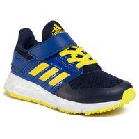 Buty sportowe dla dzieci, Buty adidas - FortaFaito El K F36102 Collegiate Navy/Shock Yellow/Collegiate Royal