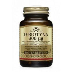 D-Biotyna 300 100tabl