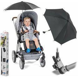 Parasolka przeciwsłoneczna REER wózka UV50+ czarna