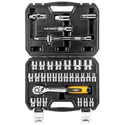 Zestaw kluczy nasadowych NEO 1/2 cala 08-662 (32 elementy) + DARMOWY TRANSPORT! + Zamów z DOSTAWĄ JUTRO!