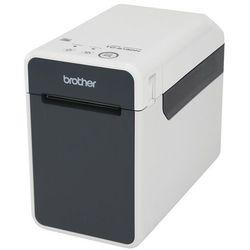 Drukarka etykiet Brother TD-2130N 300 DPI do 56 mm PC: USB, BT, LAN, WLAN | KUP z zamiennikami i oszczędzaj! - ZADZWOŃ 730 811 399