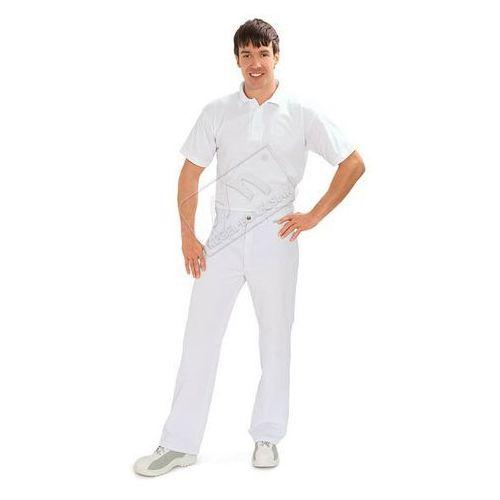 Spodnie i kombinezony ochronne, Spodnie męskie 5084/1080 białe