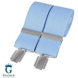 Szelki do spodni Niebieskie BR-003