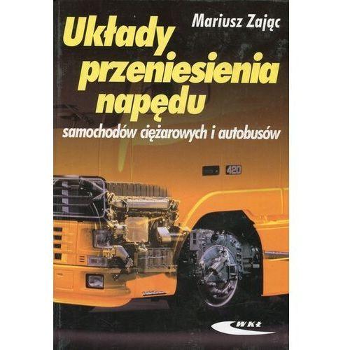 Biblioteka motoryzacji, Układy przeniesienia napędu (opr. twarda)