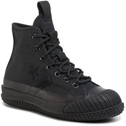 Trampki CONVERSE - Bosey MC19 Hi 166221C Black/Black/Black