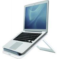 Podstawki pod notebooki, Podstawa pod laptop Quick Lift I-Spire biała Fellowes, 8210101 - Autoryzowana dystrybucja - Szybka dostawa - tel. 34 366-72-72 - sklep@solokolos.pl