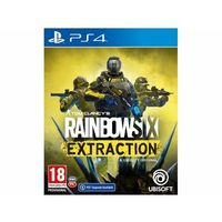 Gry PS4, Tom Clancy's Rainbow Six Extraction Gra playstation 4 UBISOFT