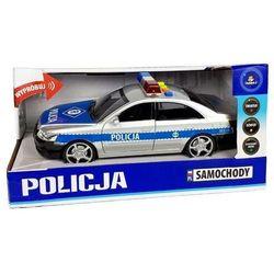 Samochód Policja 25 cm