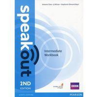 Książki do nauki języka, Speakout 2ed Intermediate Workbook without key-mamynastanie,wyślemyjuż.... (opr. miękka)