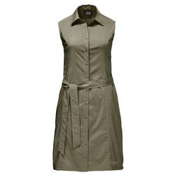 Sukienka SONORA DRESS - burnt olive