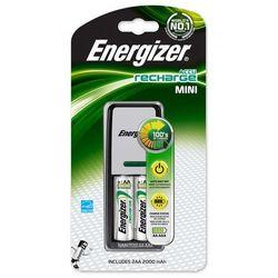 Ładowarka Energizer MINI Charger 2xAA 2000mAh Darmowy odbiór w 20 miastach!