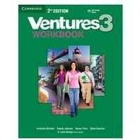 Leksykony techniczne, Ventures 3. Ćwiczenia + CD (opr. miękka)