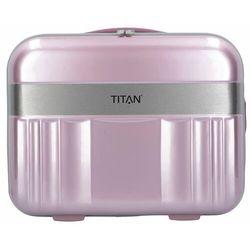 Titan Spotlight Flash Kuferek na kosmetyki 38 cm wild rose ZAPISZ SIĘ DO NASZEGO NEWSLETTERA, A OTRZYMASZ VOUCHER Z 15% ZNIŻKĄ