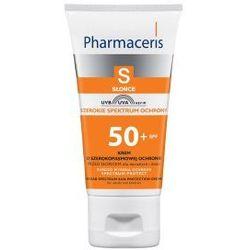 KREM O SZEROKOPASMOWEJ OCHRONIE PRZED SŁOŃCEM SPF 50+ dla dorosłych i dzieci SPECTRUM PROTECT Produkt w promocji