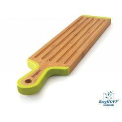 Berghoff Deska do krojenia bambusowa w kształcie łopatki 43X10X1,5Cm