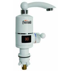 Elektryczny przepływowy ogrzewacz wody ARGO 3 kW z LCD KOSPEL
